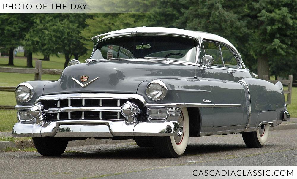 1953 Cadillac Series 62 — Cascadia Clic - Portland Oregon