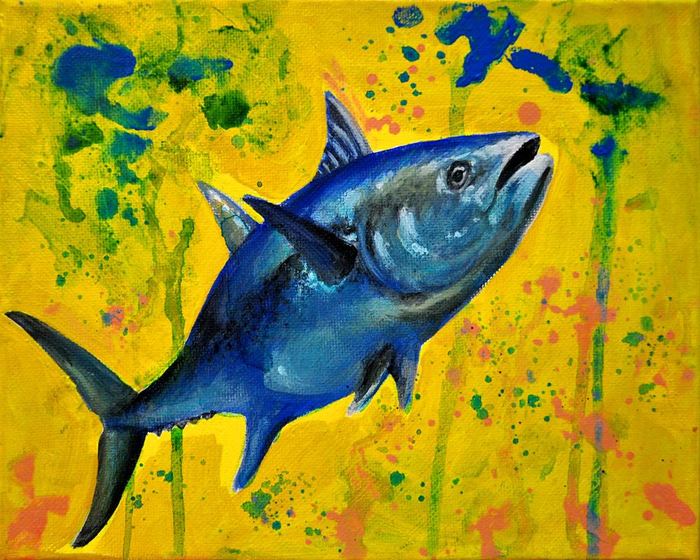 """Blue Fin Tuna"""