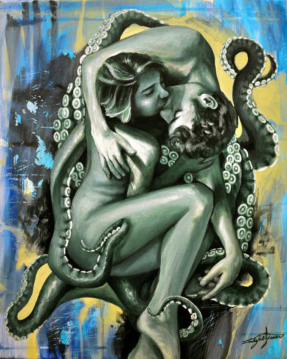 """Artemis in Love"" 2013"