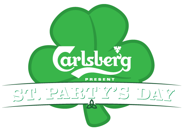 CARLSBERG ST. PARTY'S DAY