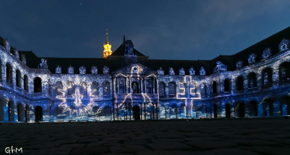 Paris- La nuit aux Invalides