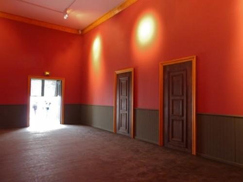 Un musée sans tableaux