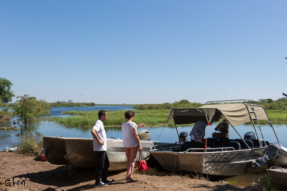 Botswana 2014: Chobe National Park River- 1ère partie