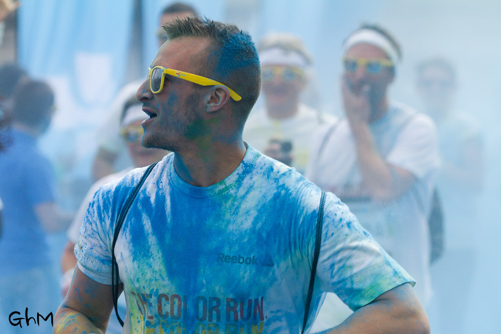 Color Run à Paris