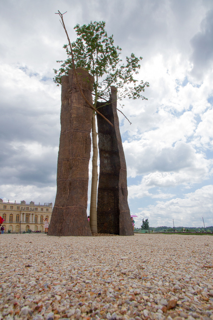 Versailles contemporain- Exposition Pénone