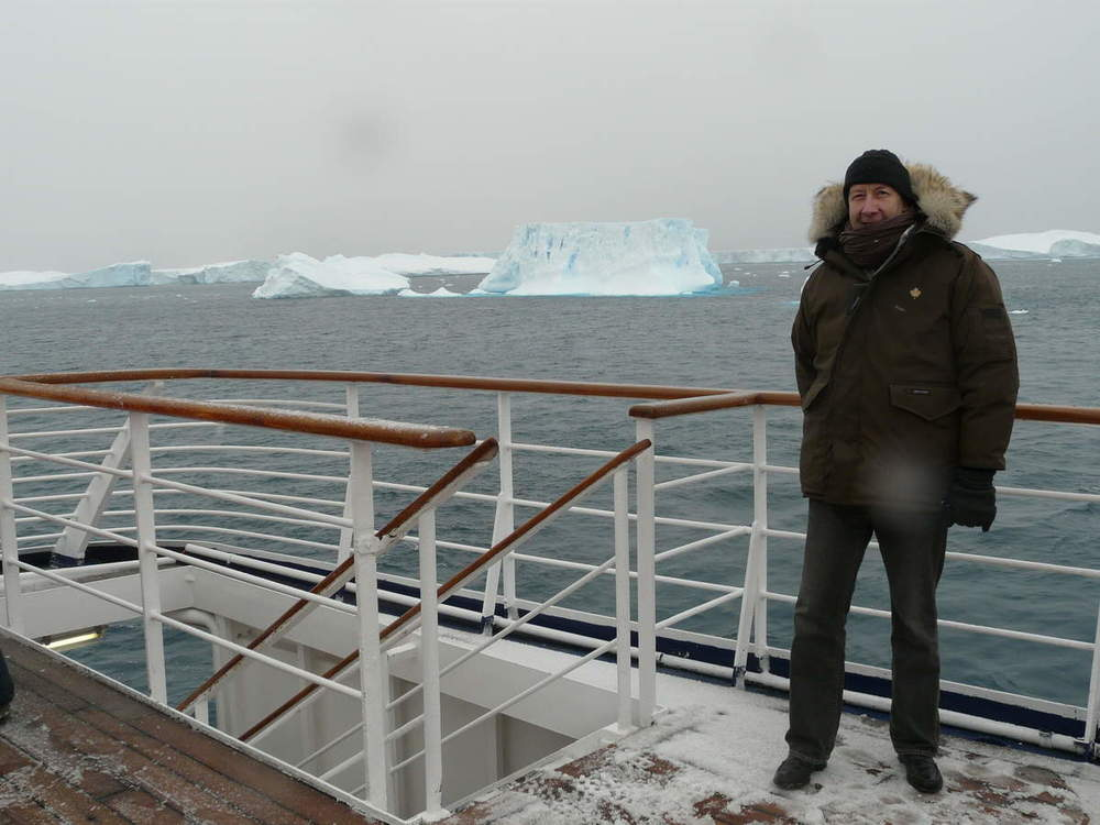 Antarctique-J4: Ile Gourdin- Brown Bluff