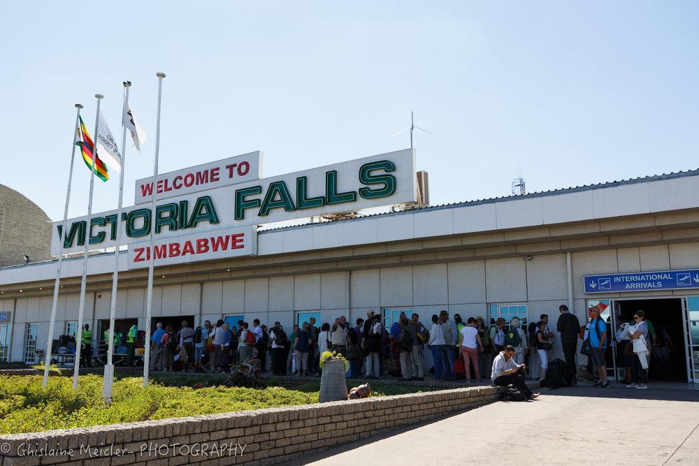 Botswana 2014: Victoria Falls et Victoria Falls National Park