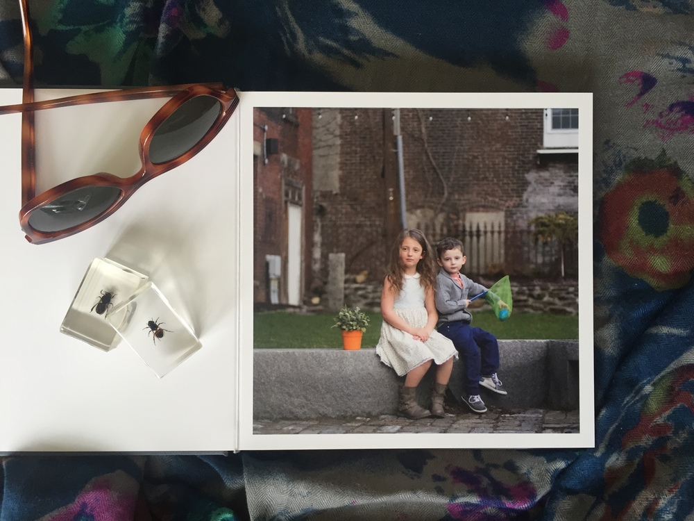 New England Children Family Portrait Photography Worcester, MA Bluefly Lens at the White Room Crompton Collective