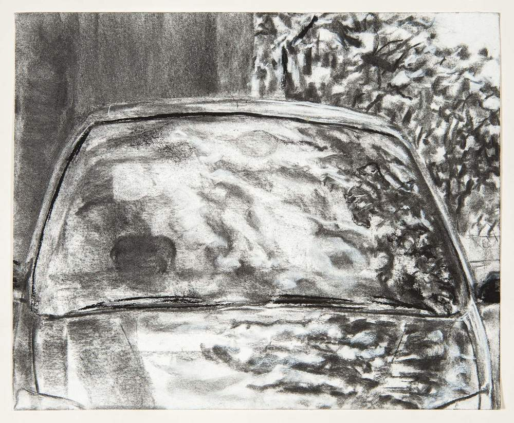 Car Window #6