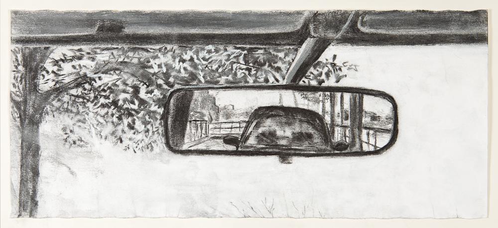 Car Window #12