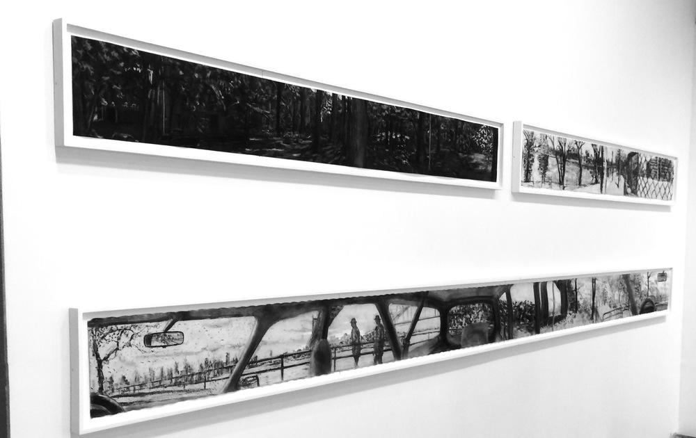 At Art Helix, Brooklyn 2014