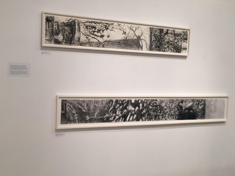2016 Shim installation at Arthelix in Brooklyn