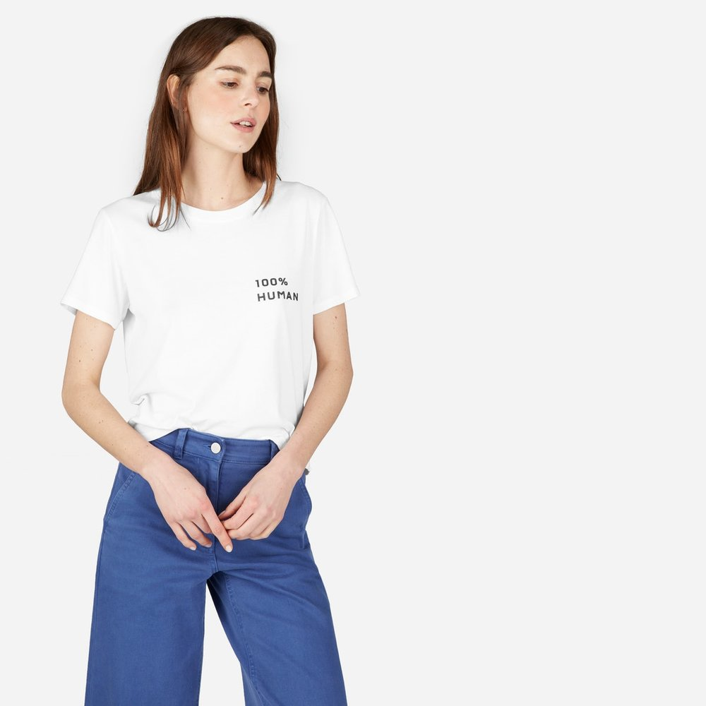 Everlane - A leader for radical transparency, Everlane is our favorite go-to for modern basics. They