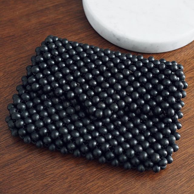 Vintage beaded clutch made in Japan is up on shopmodernation.com  Only 1! Good luck! ✨