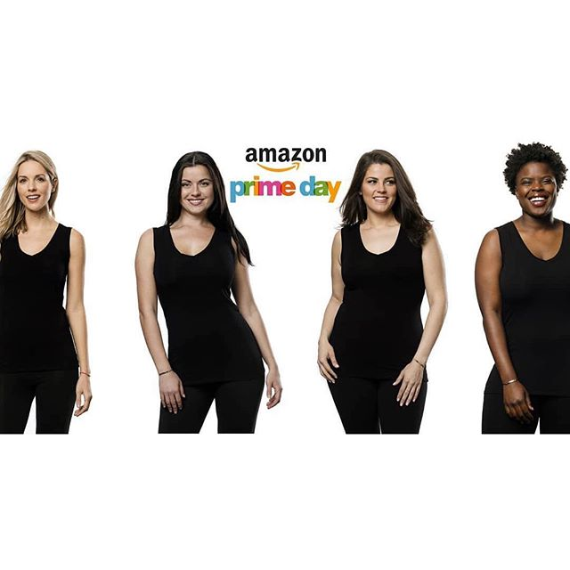 Happy Prime Day 🎉✨🎉 Another reason to shop 😊😊 #Repost @tresettus ・・・ July 16. Mark your calendars for PRIME DAY! All our SLEEVELESS TOPS will be 20% OFF 💃👏📣😄 #primeday2018 #primedaydeals #amazonprime #amazonprime2018 #amazonprimeday2018 #TreSett https://goo.gl/qrKghP  #shop #printmodel