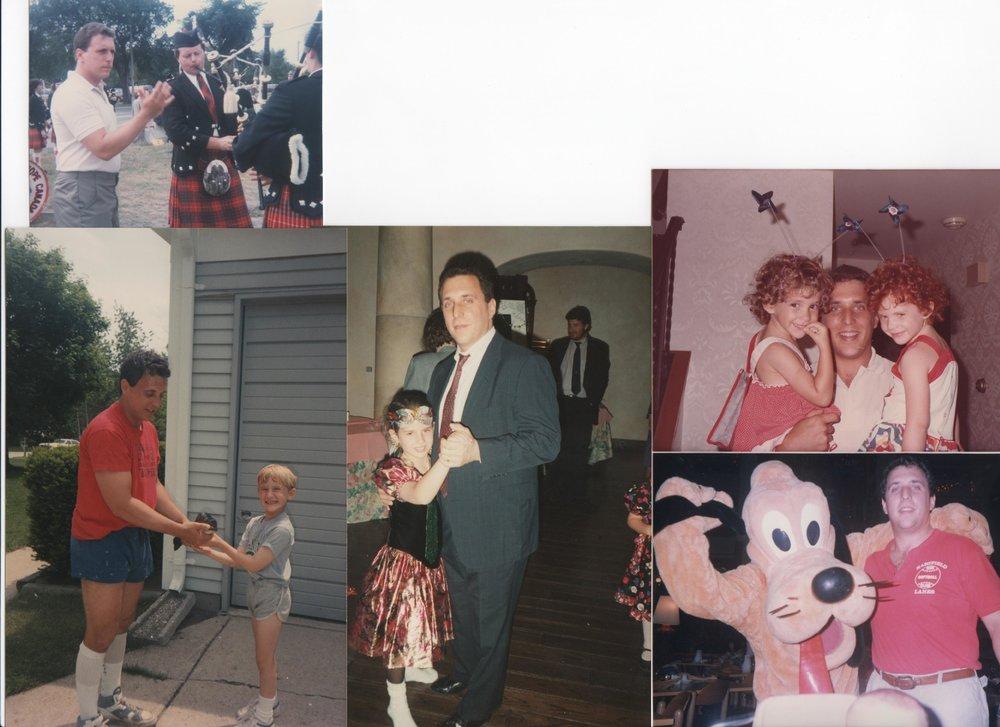 Paul growing up