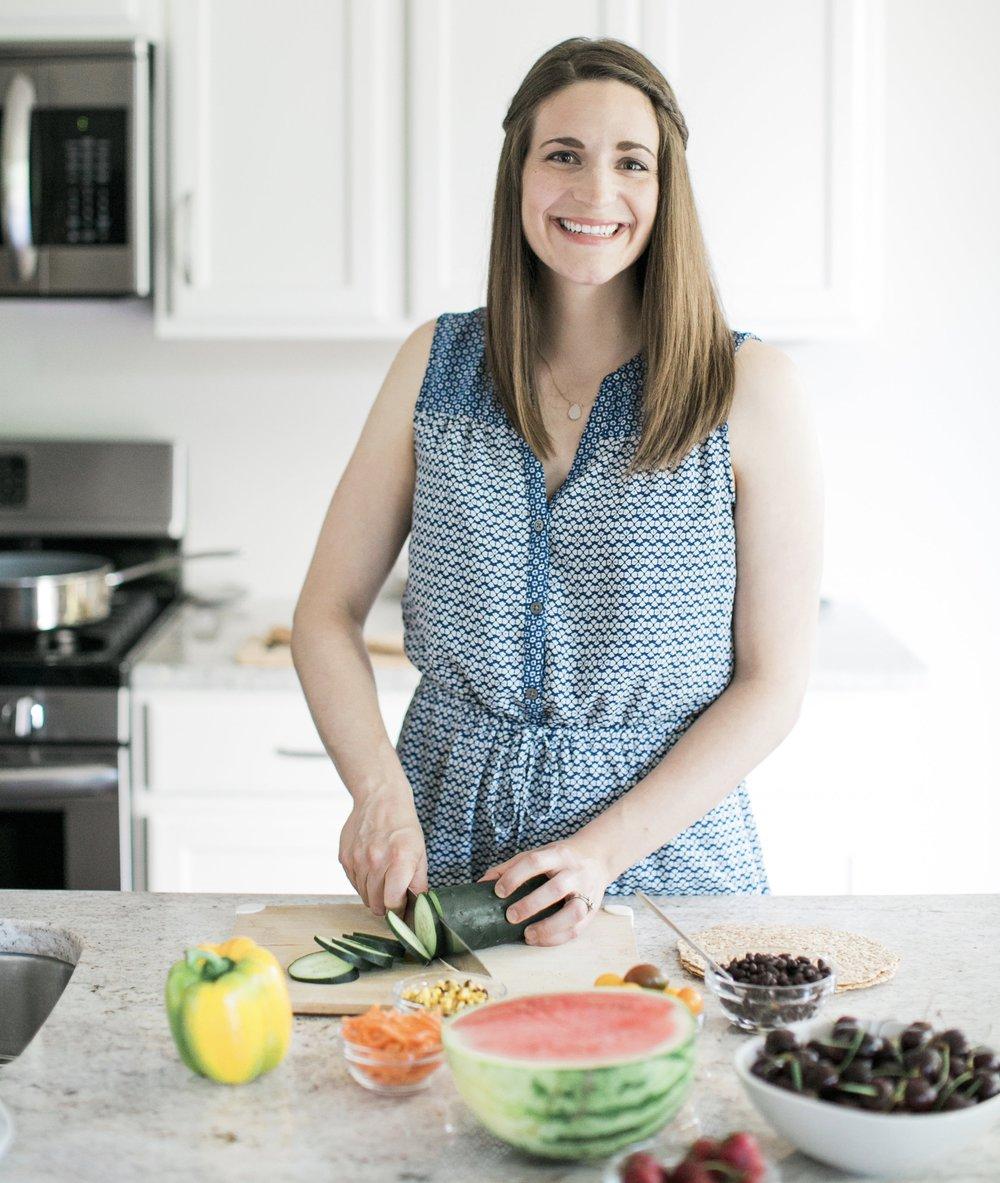 Dietician Alison Tierney