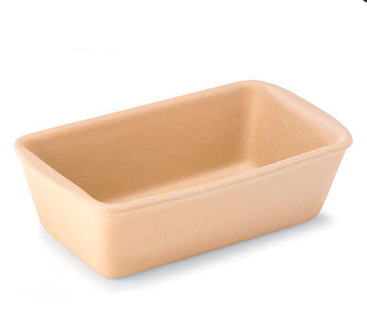 I love my stoneware bread pan!