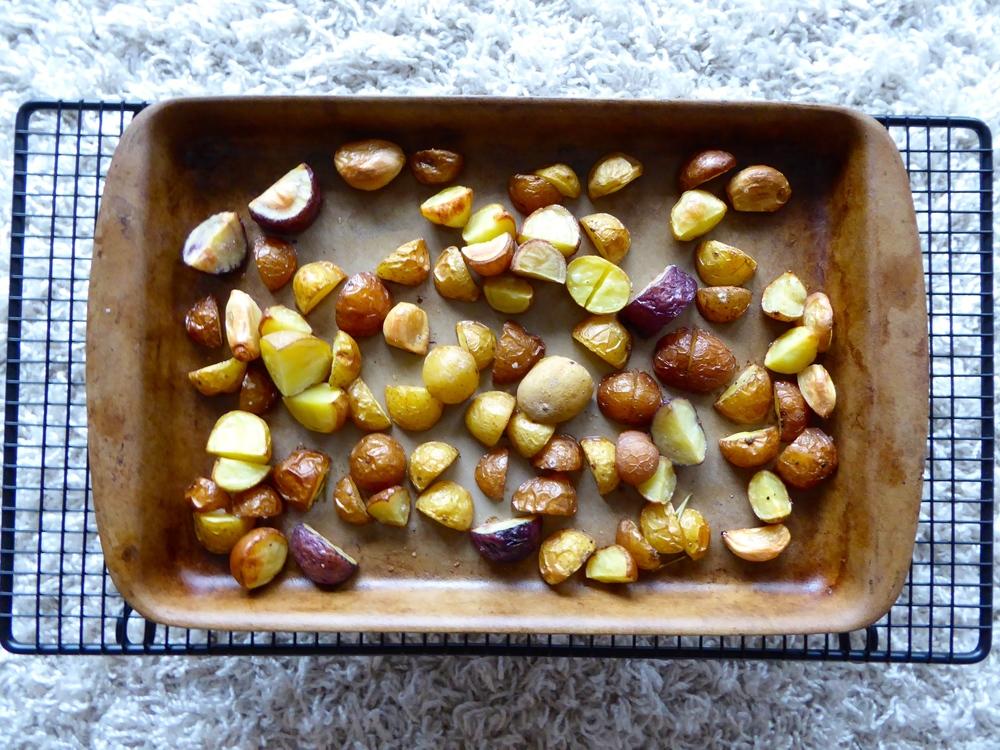 simple roasted potatoes 1