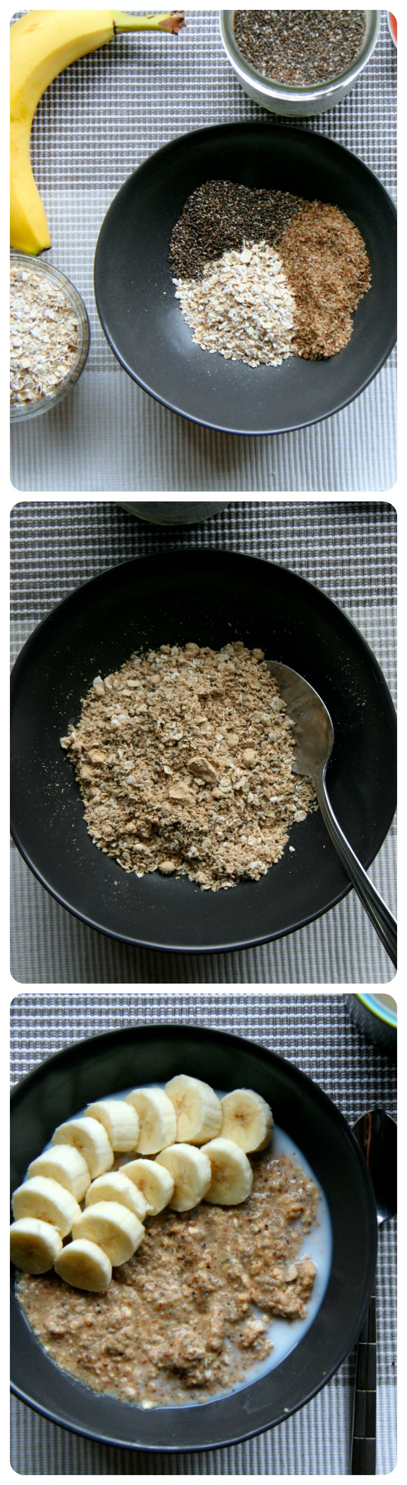 Better Instant Oatmeal Steps