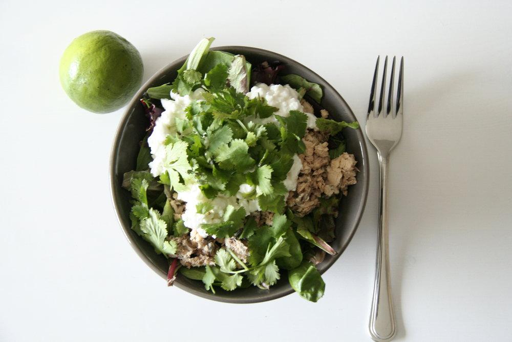 Omega lunch salad 2