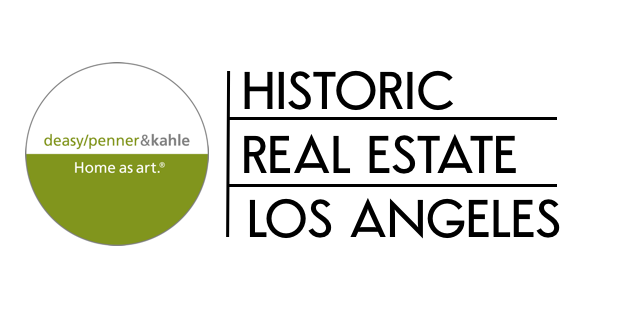 Historic Real Estate Los Angeles