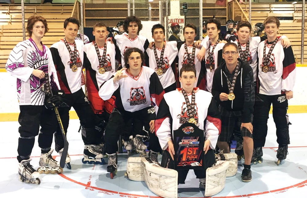 4a49390a0b1 Competitive Teams — KW Inline Hockey