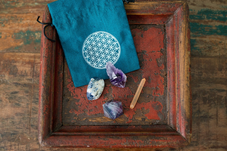 customized Soul Mantra gemstone bundle