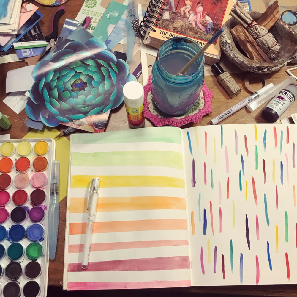 color journal with collage desk.png