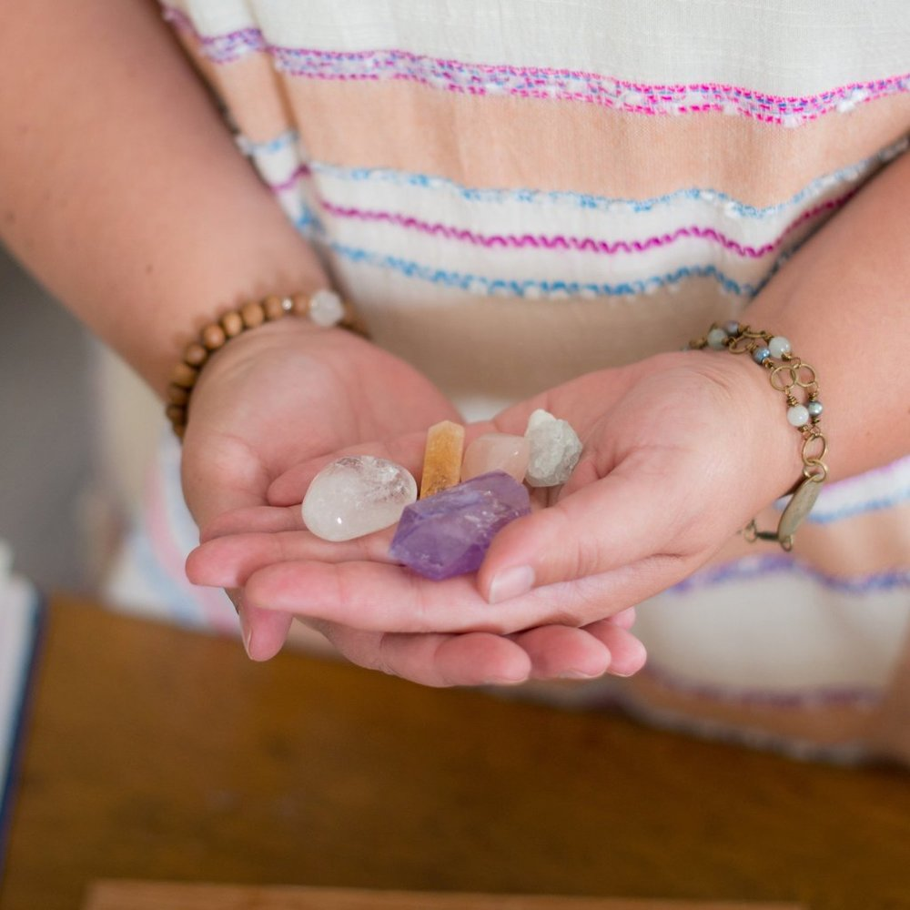 soul mantras gemstones