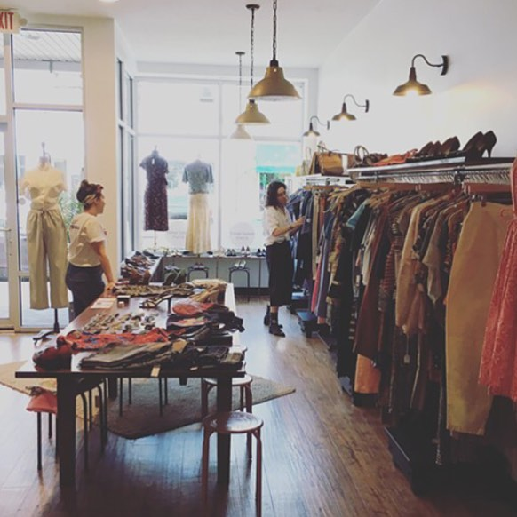 THIS WEEKEND!! We'll be at @vintagefashionpopup with an array of beautiful, unique, timeless and one of a kind pieces! We can wait to join @vintageonlythebest @gypsymothvintage @i.f.foundvintage @peripetihome and @sweetdesignschocolatier for three days of amazing shopping. Shop hours are Friday, 12-7pm | Saturday, 11-7pm | Sunday, 11-5pm we'll be in the @shopthetrader space at 15613 Detroit, Lakewood next to @naturesoasislakewood & across the street from @lakewoodplantcompany