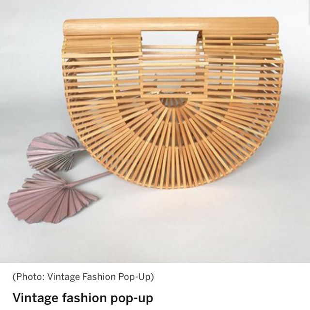 @vintagefashionpopup is one of @clevelanddotcom's 17 Things to do in Cleveland this weekend!