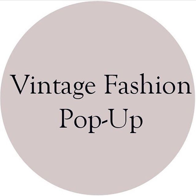 ✨THIS WEEKEND!!✨We'll be taking part in @vintagefashionpopup in Lakewood! Grab a friend and come sip & shop | Fri, July 20th 12-7pm | Sat, July 21st 11-7pm | Sun, July 22nd 11-5 ✨