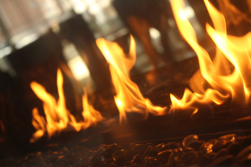 """Life is """"fire"""" and worth celebrating.  Photo by Sierra Roseby"""