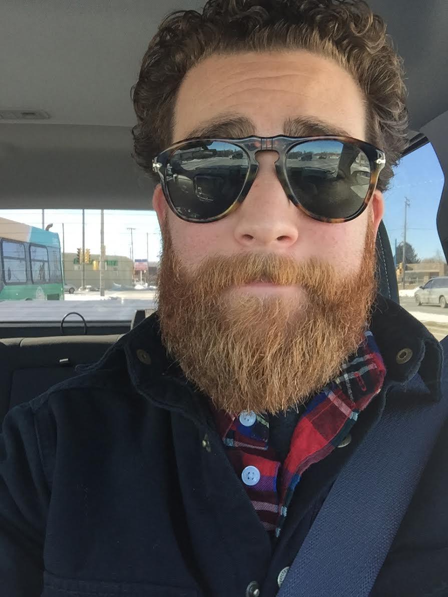 How I Learned To Love The Beard By Jenna Kashou Mke Beard Book