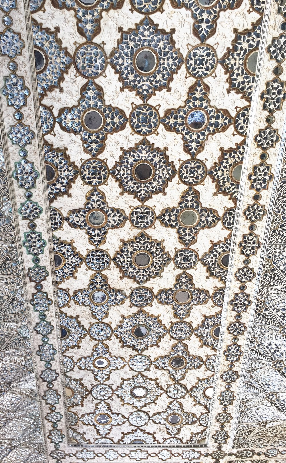 Sheesh Mahal - Mirror Palace, Jaipur, India