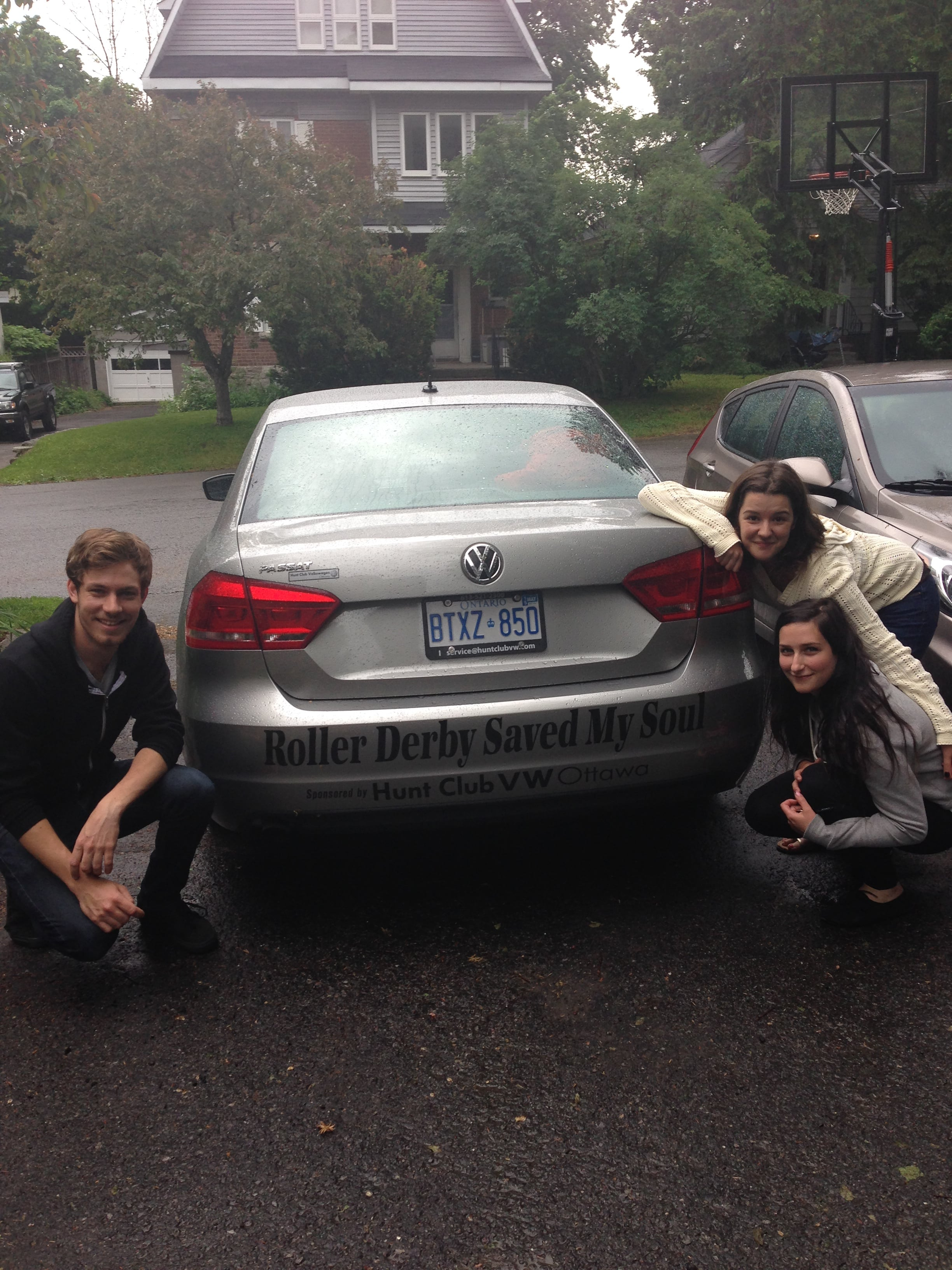 Thank you, Hunt Club Volkswagen in Ottawa!