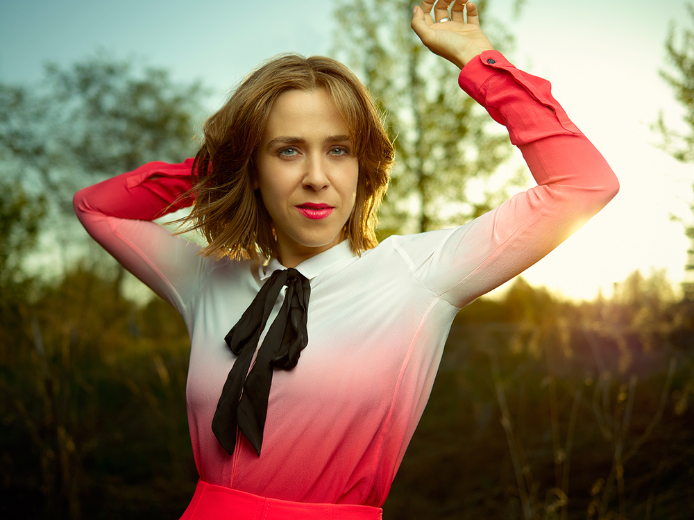 Serena Ryder Press Kit