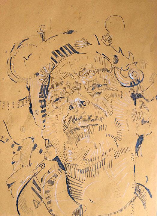 Fayum Portrait #11
