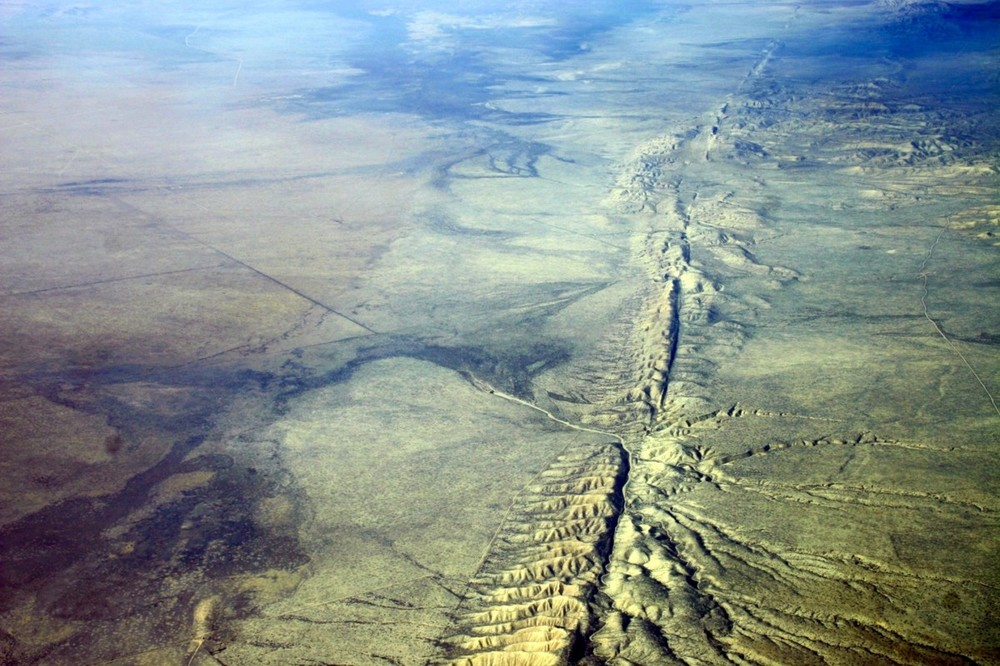 The San Andreas Fault - Like The Marijuana Sector - Due For A Rock Rattle and Roll Event