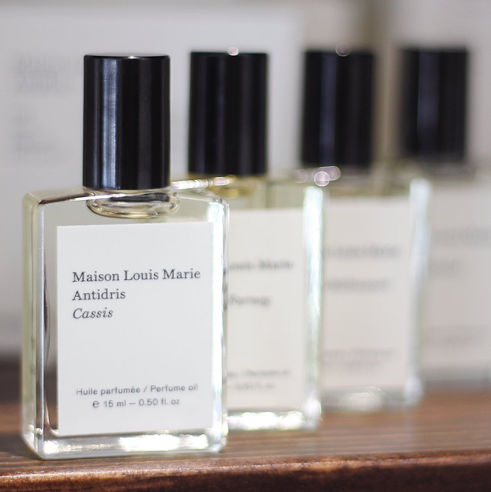 an elegant perfume - for the mom who loves little luxuries