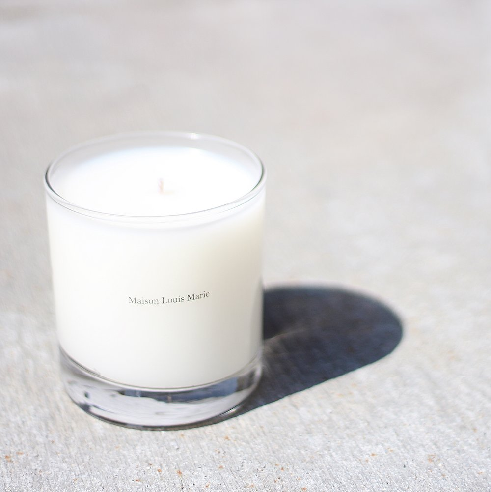 a chic candle - for your matriarch's gracious home