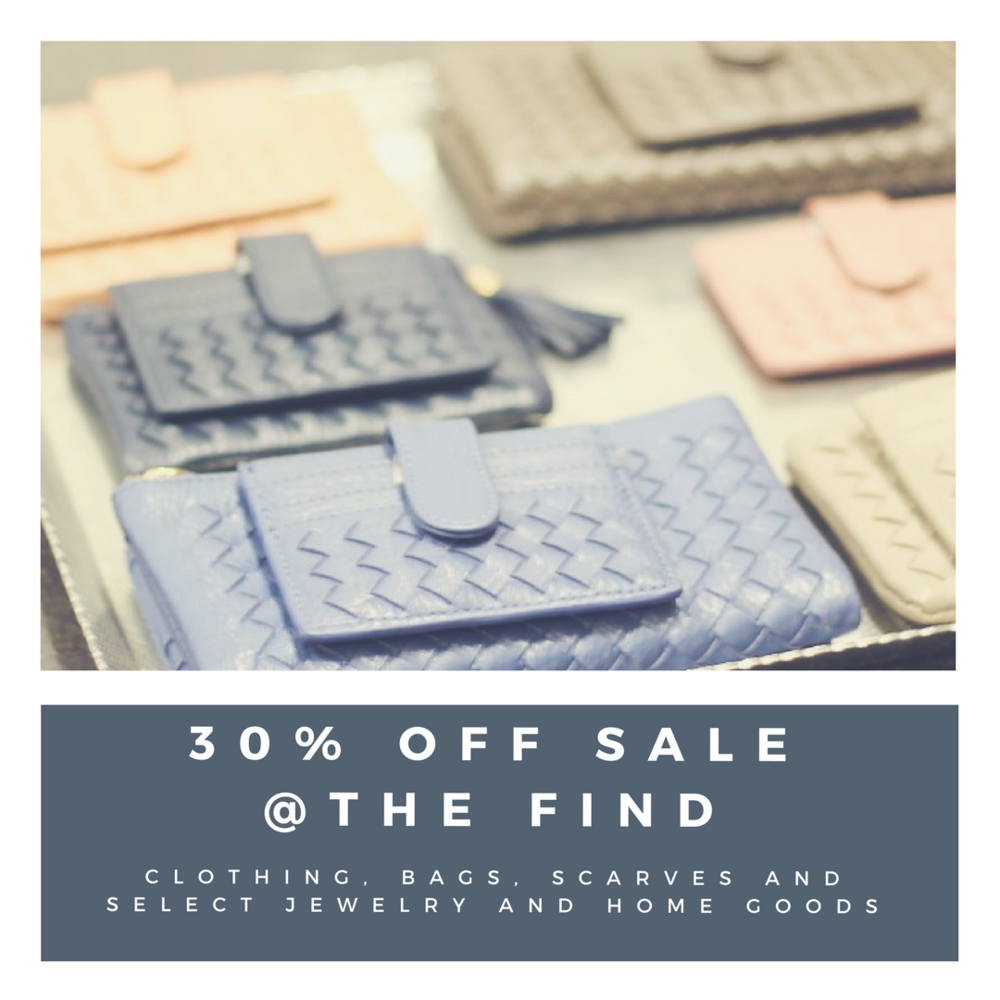 THE FIND SALE