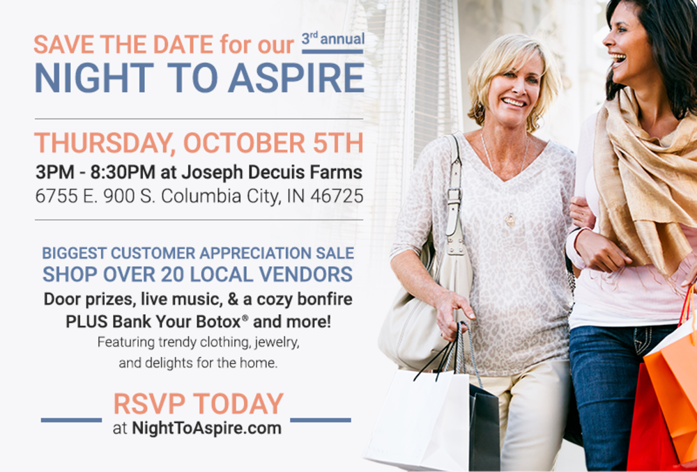 night to aspire