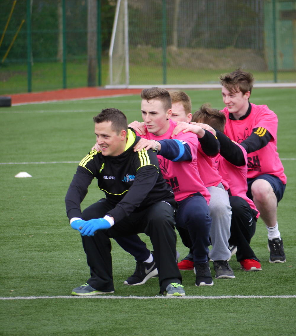 Clash Gaelic Games coaches teambuilding.JPG