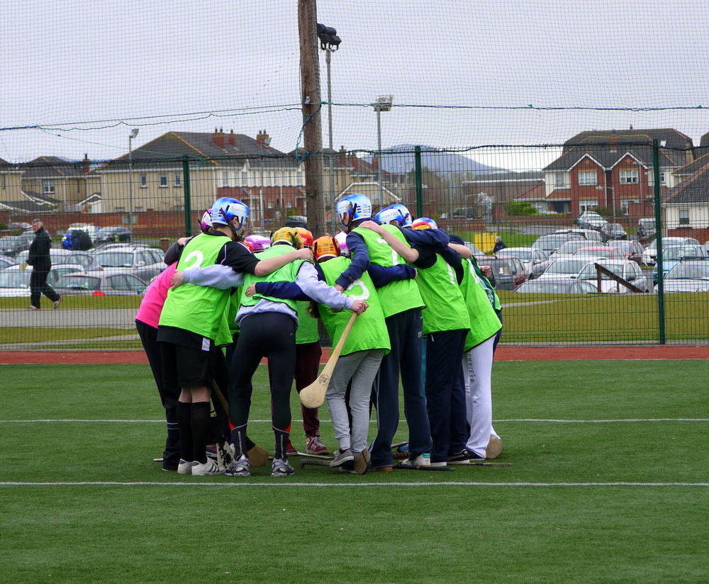Clash Gaelic Games team pic 2.JPG