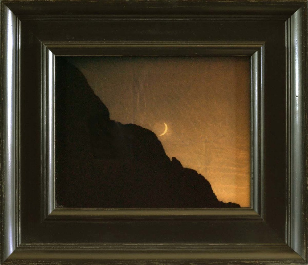 Setting Moon, Safford Peak