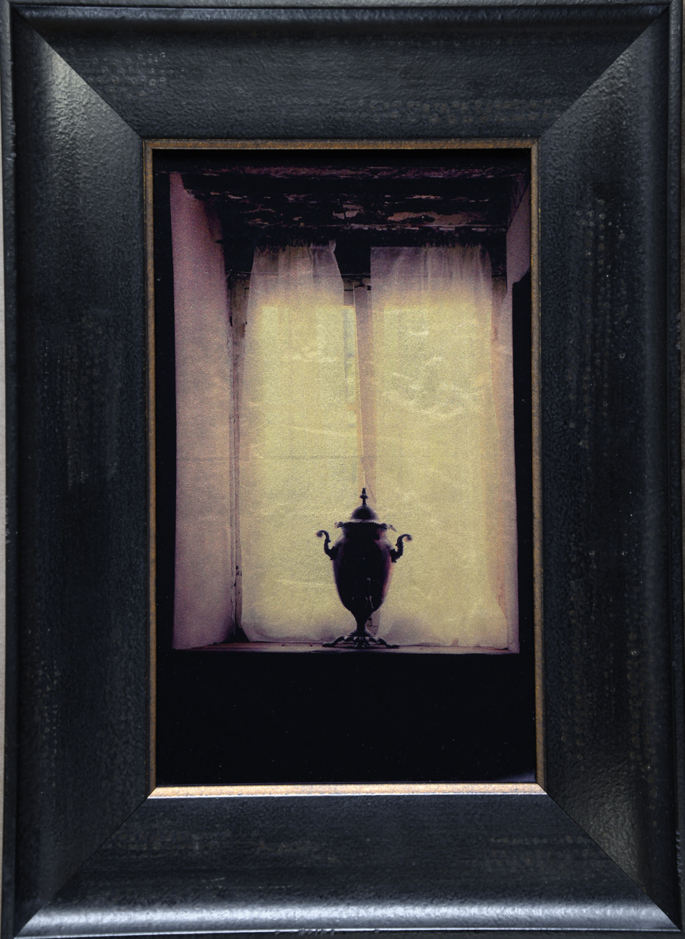 Samovar in Window, Tuscany