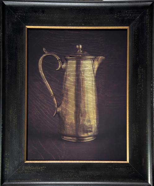 Silver Coffee Pot, Australia