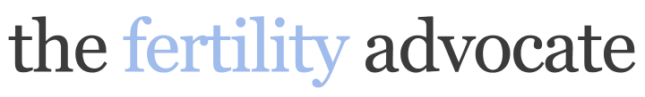 the fertility advocate logo